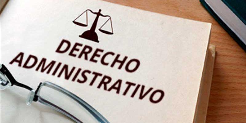 Ejemplos derecho administrativo