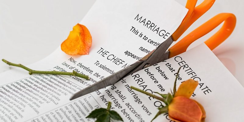 Resolver divorcio legal