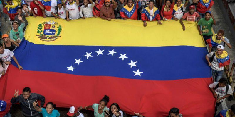 venezolanos trabajar españa